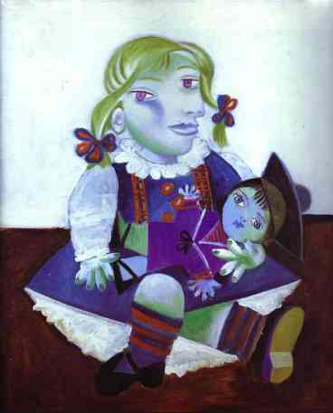 picasso-child